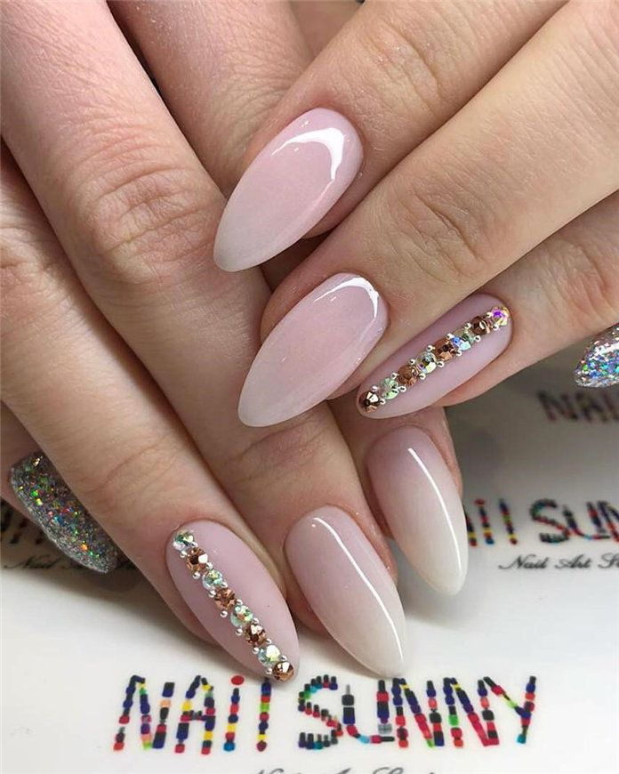 90 Easy Spring Nail Designs Ideas You Are Loving 2020 With