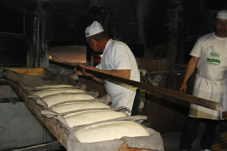 Learning how to make bread