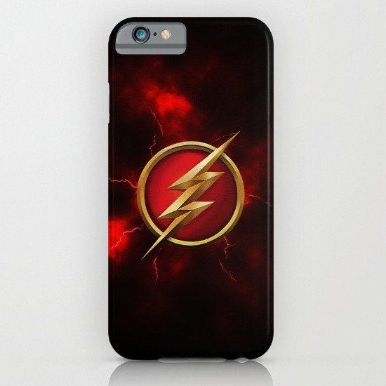 The Flash iphone case, smartphone