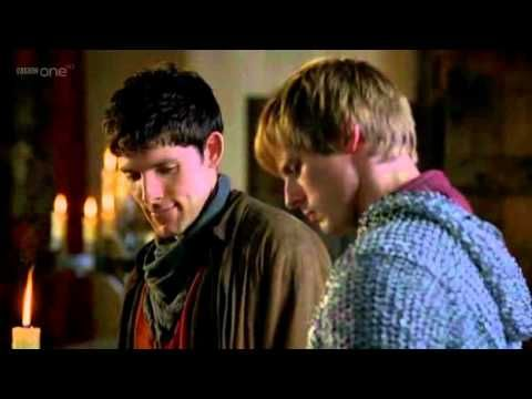 "Merlin and Arthur - ""Are you saying I'm fat?"" - YouTube"