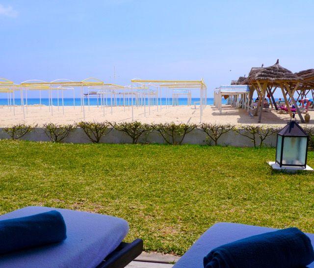 Les Orangers Beach Resort and Bungalows, Hammamet