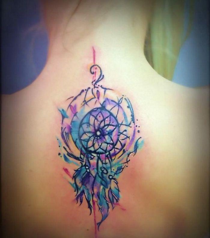 Les 25 meilleures id es de la cat gorie tattoo attrape reve sur pinterest tatouages attrape - Idee de tatouage ...