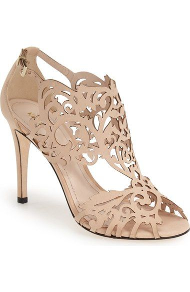 Klub Nico 'Marcela' Laser Cutout Sandal (Women) available at #Nordstrom  $244.95