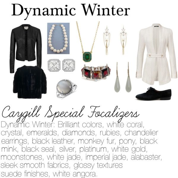 """""""Caygill Special Focalizers: Dynamic Winter"""" by expressingyourtruth on Polyvore"""