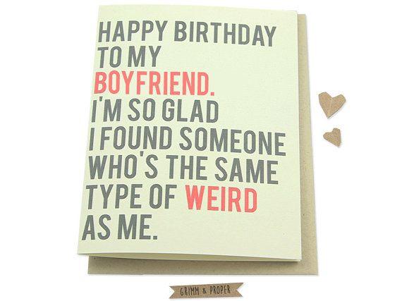 Best 25 Boyfriend Birthday Cards Ideas On Pinterest