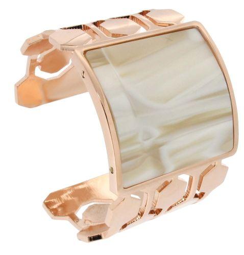 Slave bracelet with white rodoide