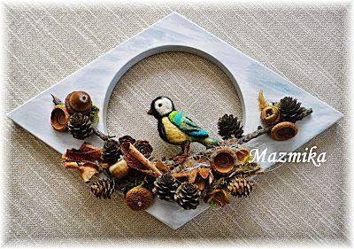 Ma-kramik: Wariacja na temat ptaka :)