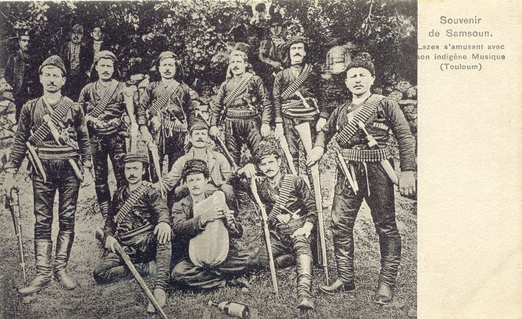 Freedom fighters, Samsun