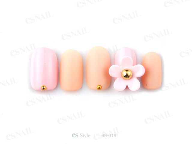 Flower, nude, nail