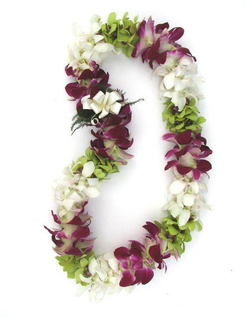 lei flowers | Fresh Hawaiian Orchid Leis & Loose Orchid Blooms