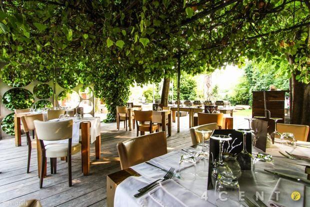 Ristoranti con giardino, 16 indirizzi tra Milano e Roma