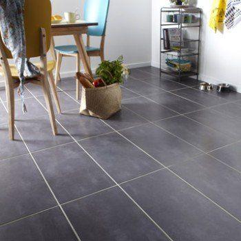 Carrelage sol et mur anthracite Welcome l.30 x L.60.4 cm | Leroy Merlin