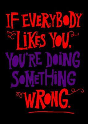 Wrong Doing????