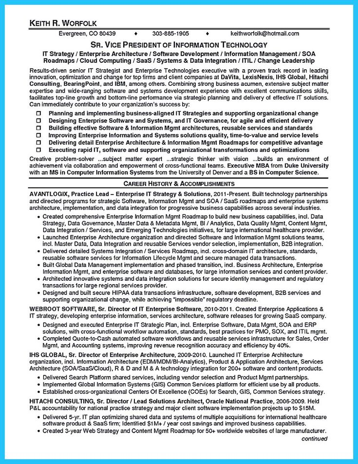 cool outstanding data architect resume sample collections check more at httpsnefci - Data Architect Resume