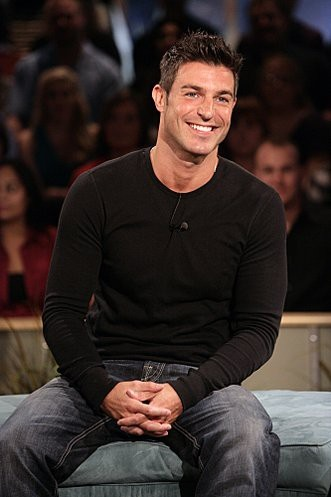 My reality TV star crush (Jeff Schroeder) from one of my favorite reality shows - Big Brother. entertainment