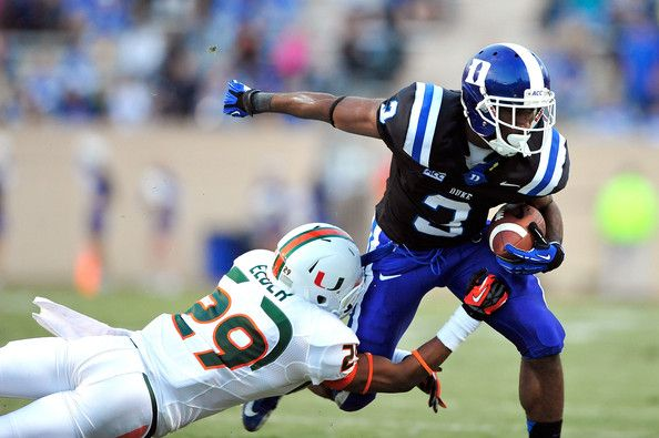 NCAA Football Betting: Free Picks, TV Schedule, Vegas Odds, Miami Hurricanes at Duke Blue Devils, Oct 31st 2015
