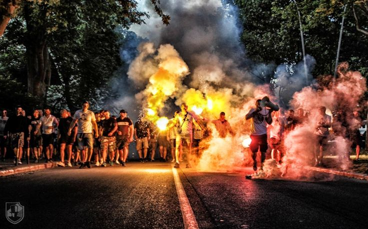Grobari, Partizan Belgrade