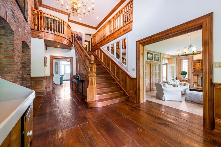 Front Foyer Country Manor Pinterest