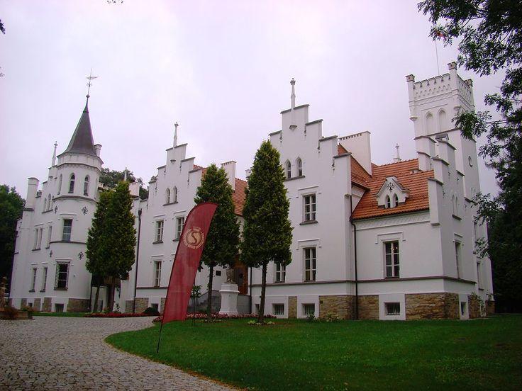 Pałac Sulisław - Schaffgotschowie – Wikipedia, wolna encyklopedia