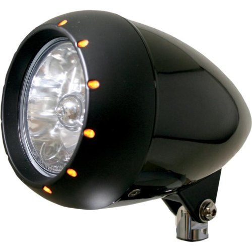 Rivera Primo Alien Black Headlight 11160002 ** See this great product.