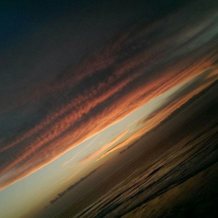 The #positive beauty of a sunset.    #positivemindset #positivebelief #thinkingpositive