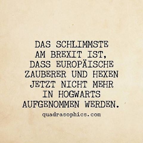 Wurden sie schon vorher nicht, denn Hogwarts ist die Schule für Hexen und Zauberer aus Großbritannien. Und nicht für Europa Hexen und Zauberer aus Europa müssen entweder nach Durmstrang (nur für Reinblüter) oder Beauxbaton (meines Wissens nach für alle).