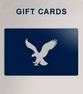 American Eagle(my favorite store), Aerie, Victoria's Secret, Aeropostale, Forever 21, Abercrombie, Hollister, Hot Topic, Journeys, etc... Gift Cards are awesome!!!