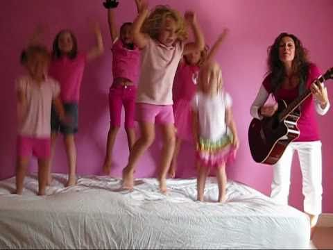 """http://www.PattyShuklaKidsMusic.com    Jump, jump, jump! Fun action song for kids! This song is on Patty's 1st CD """"Play With Me, Sing Along!"""" and the new video version is on her 1st DVD """"Musical PE For You & Me""""    To PURCHASE Patty's music, click this link: http://www.PattyShuklaKidsMusic.com    To SHARE Patty's music channel, copy and paste th..."""