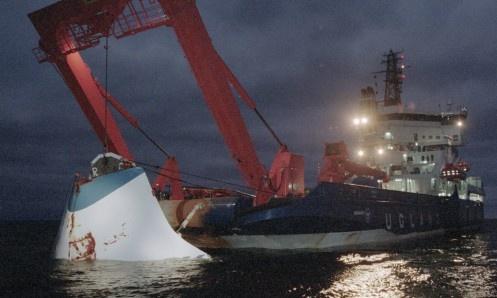 Euroopan vakavimmat laivaturmat vaatineet yhteensä yli tuhat kuolonuhria