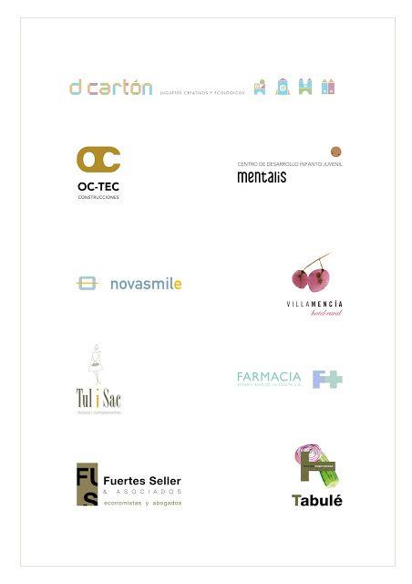Paula Alenda · Alenda Inventa: logotipos