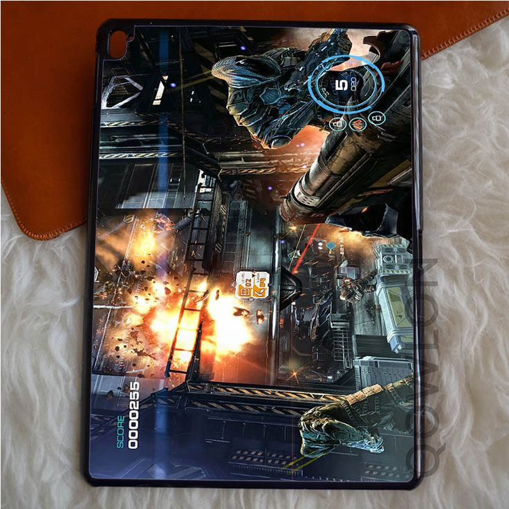 ALIEN FEAR GAME MOTIF iPad Pro Case
