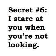 Top 30 Secret Crush Quotes #Crush Quotes #Secret
