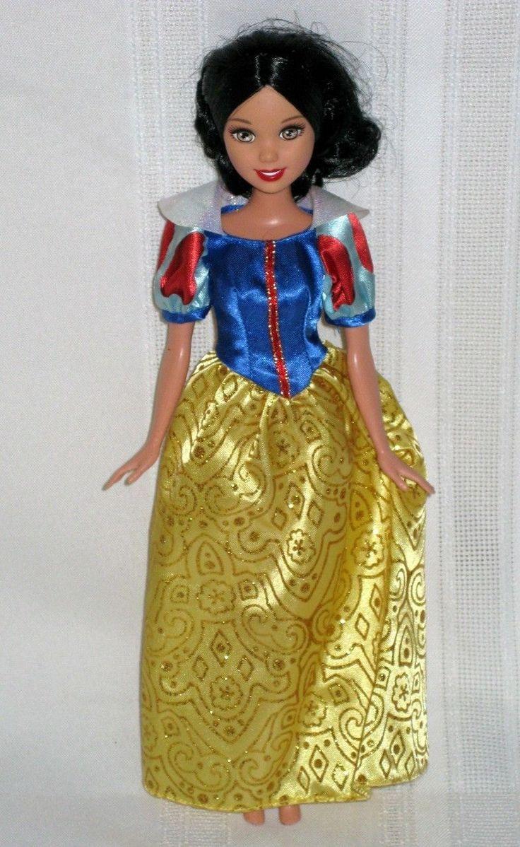 Find great deals on ebay for barbie hair extensions doll barbie light - 2006 Mattel Barbie Snow White 11 Doll Ebay