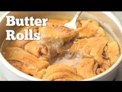 Shortcut Butter Roll Dessert | Southern Plate