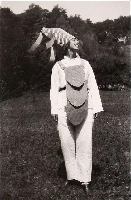 Sophie Taeuber-Arp, Ascona, 1925