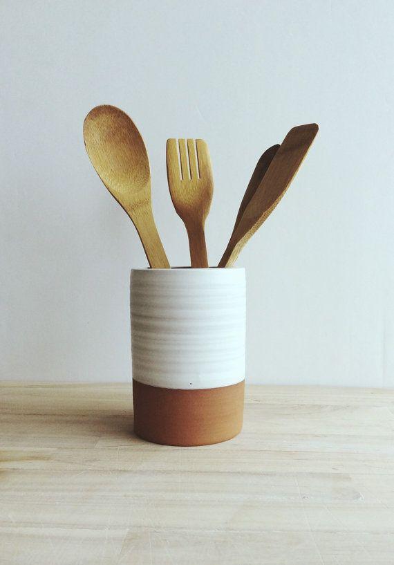 best 25+ utensil holder ideas on pinterest