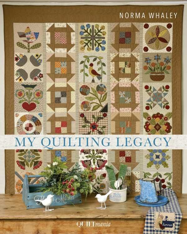 My Quilting Legacy Book Quilt Quilts Sampler Quilts
