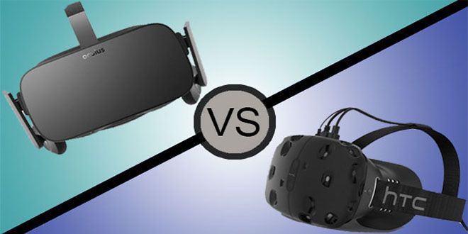 Oculus Rift and HTC Vive Recommended PC Specs Compared http://www.vrguru.com/oculus-rift-and-htc-vive-recommended-pc-specs-compared/