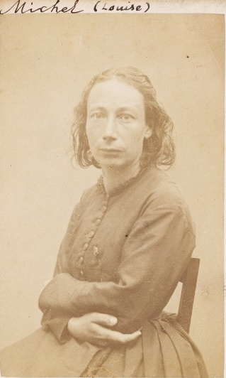 Michel (Louise)Portraits de condamnés, Commune de Paris, 1871