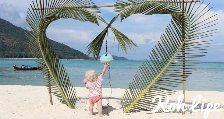 """A postcard from Koh Lipe the """"Maldives"""" of Thailand...."""