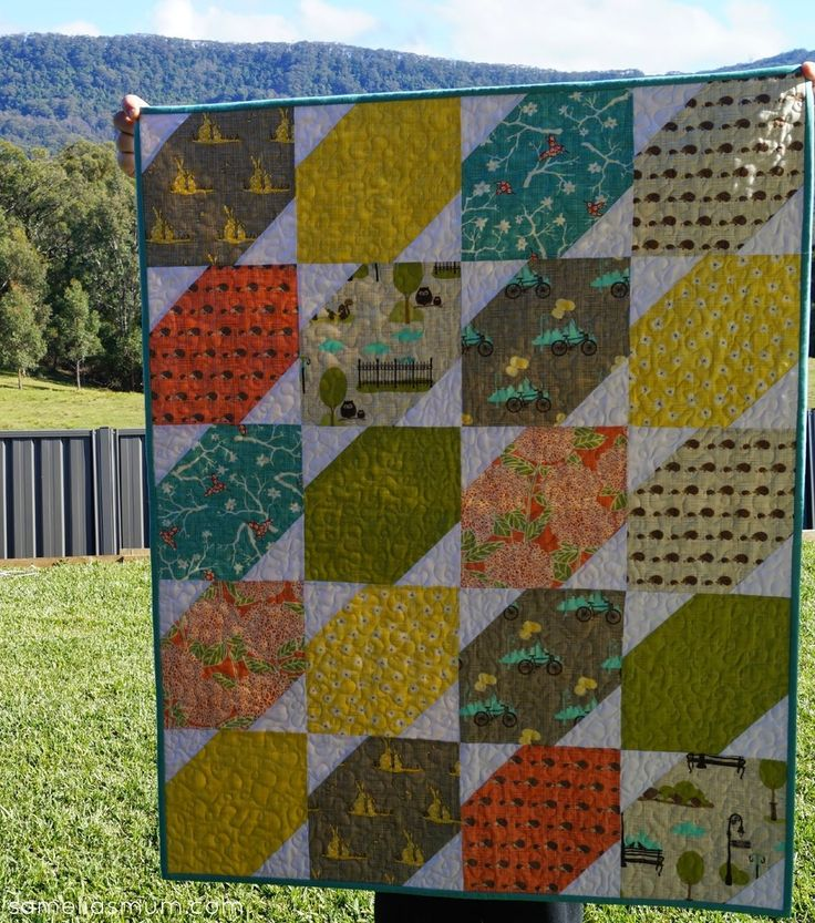 Layer Cake Quilt As You Go : 17 Best ideas about Layer Cake Patterns on Pinterest ...