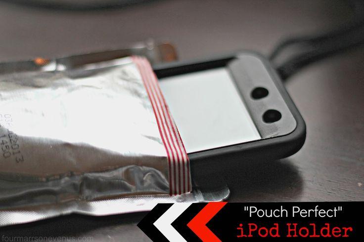 Four Marrs and One Venus: DIY Capri-Sun iPod Holder