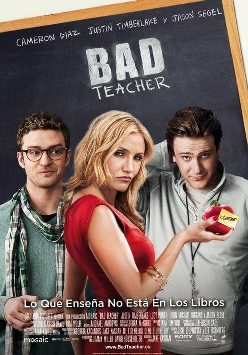 Watch Bad Teacher (2011) Full Movie Online Free