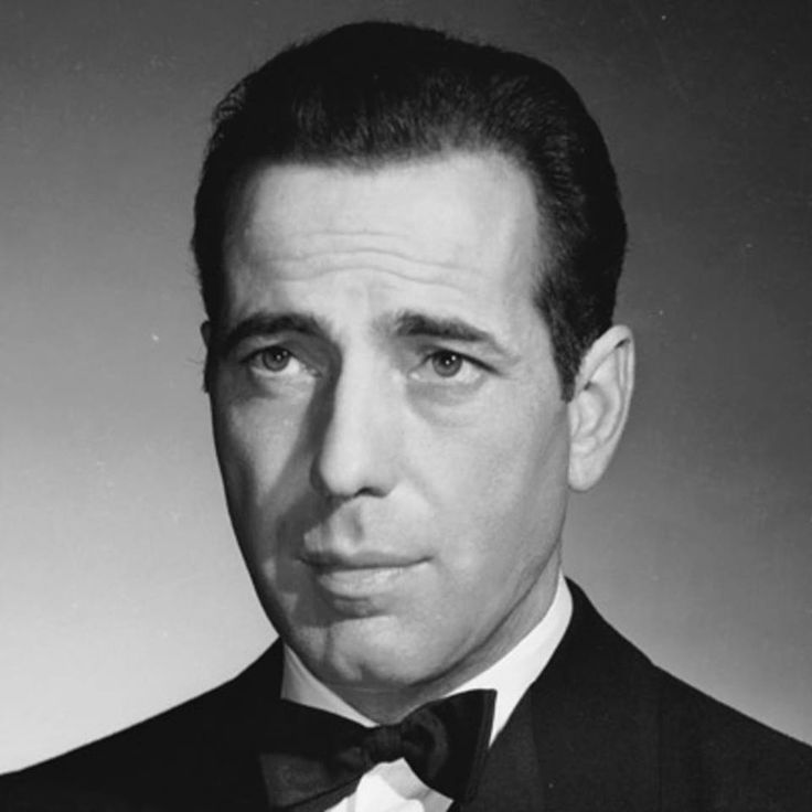 Humphrey Bogart was born on Christmas Day in 1899.