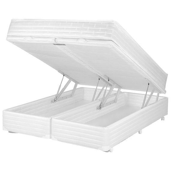 MAX BOX BASE CASAL 158 C/BAÚ - Tok&Stok