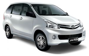 Rental Mobil di bali Daihatsu Xenia