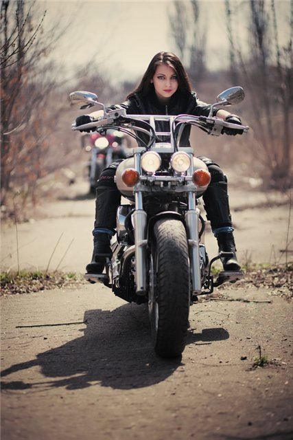 207 best images about Women on Wheels on Pinterest | Motorcycle ...