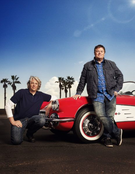 """Fans of Velocity Channel hit series """"Wheeler Dealers"""" will be excited to learn today that mechanical master Edd China and automotive valuation expert Mike B"""