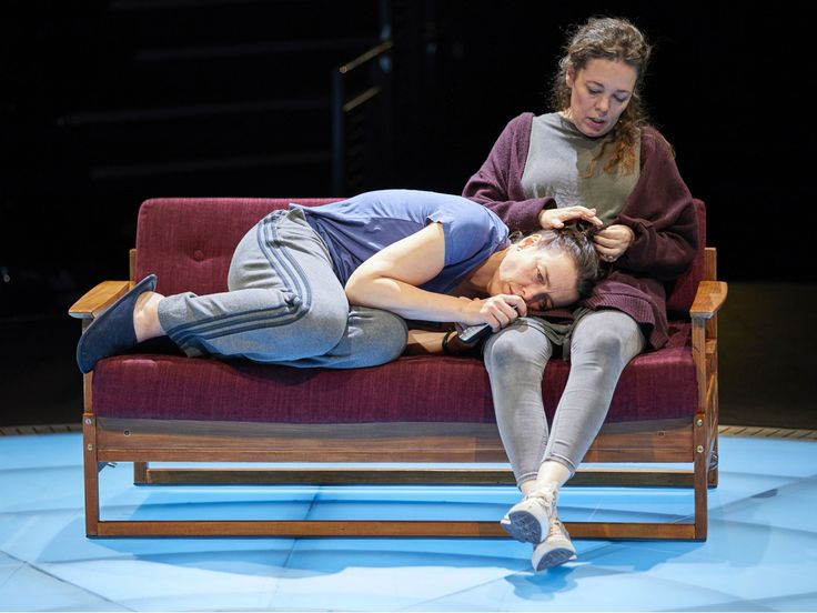 Mosquitoes, National Theatre, London, review: Amazing chemistry between Olivia Coleman and Olivia Williams