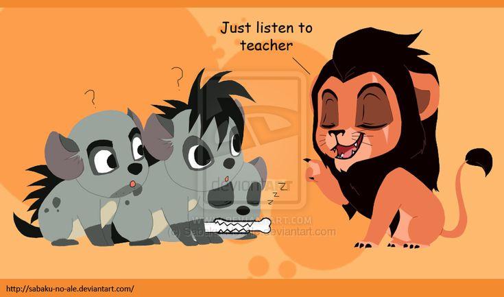 lion king scar hyenas | capseacusiz